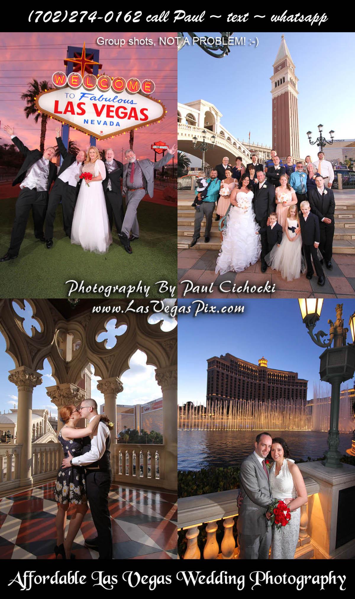 Las Vegas Wedding Photographer Paul C LasVegasPix Affordable Las Vegas Wedding Photography